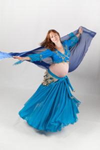 buikdansles voor zwangeren